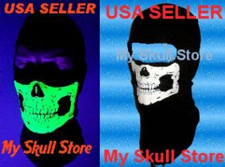 MW2 Cod Ghost Balaclavas Skull Ski Masks Costumes Glows