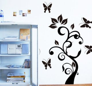 Removable Wallpaper on New Large Wall Stickers Removable Mural Decals Home Decor Vinyl Art 51