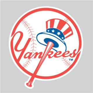 New York Yankees Baseball Vinyl Decal NY Car Sticker 4