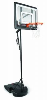 Mini Portable Indoor and Outdoor Basketball Hoop Sys Backboard