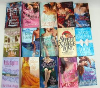 21 Lot Books Sexy Seductive Romance Novels Love Adventure Best Selling