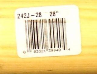 rawlings 242j big stick wood youth baseball bat