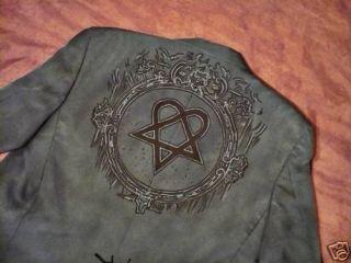 Bam Margera DSBH Him Blazer Jacket M L XL Shirt Ville Valo