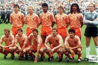 Originals Holland Euro 1988 Replica Home Shirt ♥ Van Basten ♥ No12
