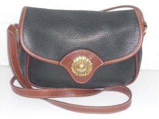 Bar Harbor Classics Leather Handbag Shoulder Bag Crossbody Bag **Free