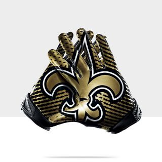 Nike Vapor Jet 2.0 (NFL Saints) Mens Football Gloves