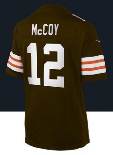 NFL Cleveland Browns (Colt McCoy) Kids Football Home Game