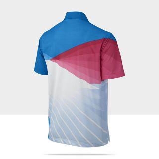 Nike Spectrum Mens Golf Polo Shirt 481814_100_B
