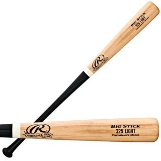 RAWLINGS 325LAP ASH WOOD 31 INCH 28 OUNCE BASEBALL BAT BIG STICK