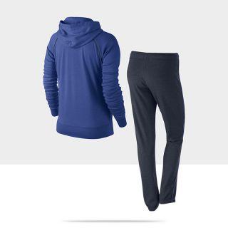 Tuta da riscaldamento con cappuccio in jersey Nike