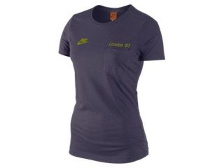 Nike Track & Field 81 Pocket Womens T Shirt