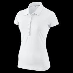 Nike Tech Mini Stripe Womens Golf Polo