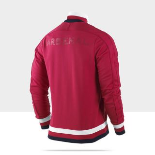 Arsenal Authentic N98 Mens Soccer Track Jacket