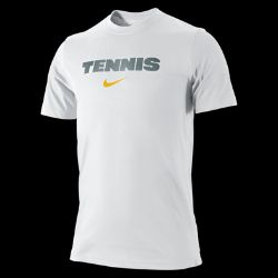 Nike Nike Tennis Swoosh Mens T Shirt