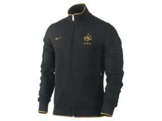 Track jacket da calcio FFF Authentic N98   Uomo