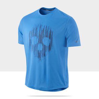 Nike Track and Field Skull Mens Running Shirt