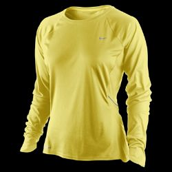 Nike Dri FIT Soft Hand Long Sleeve Womens Running Base Layer