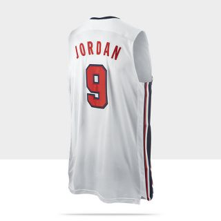 Nike Elite Retro USA Jordan Mens Basketball Jersey 516549_100_B