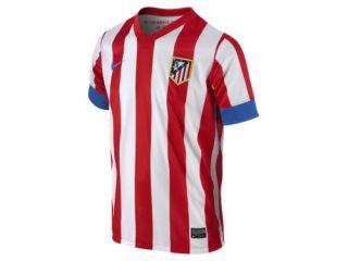 2012/13 Atlético de Madrid Replica Camiseta de fútbol   Chicos (8 a