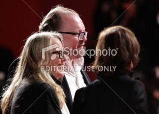 Stefan Arndt, Manuela Stehr   Drei   Premiere67th Venice Film F