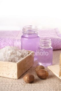 stock photo 5597270 spa cosmetics series