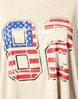 Curve   CURVE Exclusive American 82 Dipped Top at