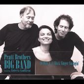 Big Band CD, Sep 2012, Consolidated Artists Productions
