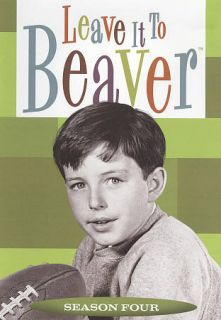 It to Beaver The Complete Fourth Season DVD, 2010, 6 Disc Set