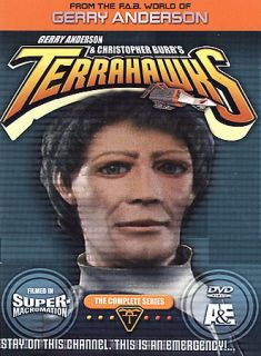 Terrahawks   The Complete Series DVD, 2004, 5 Disc Set