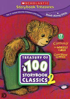 of 100 Storybook Classics, Vol. 2 DVD, 2010, 17 Disc Set