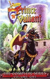 The Legend of Prince Valiant   The Complete Series Vol. 1 DVD, 2006, 5