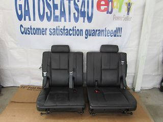 2007 2011 YUKON  DENALI   ESCALADE  TAHOE SUBURBAN    3RD ROW SEATS