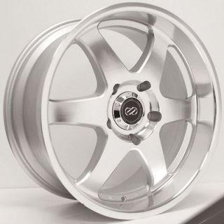 WHEELS SILVER MACHINED 18x8.5 6x135 +30 (Fits 2007 Ford Expedition