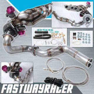 S2000 AP1 AP2 F20C F22C F series GT35 .82AR T3 Turbo Charger Kit Turbo