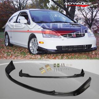02 03 04 HONDA CIVIC SI EP3 FRONT BUMPER LIP BODY KIT