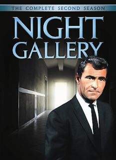 Night Gallery   The Complete Second Season DVD, 2008, 5 Disc Set
