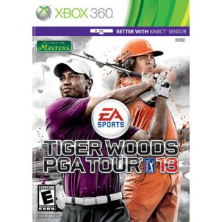 tiger woods pga tour 13 xbox 360 2012 time left