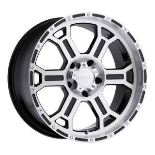 16 inch V tec raptor wheels rims 5x4.75 5x120.65 / Chevy S 10 GMC