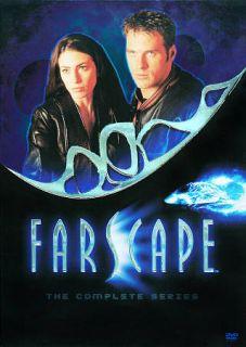 Farscape The Complete Series (DVD, 2009