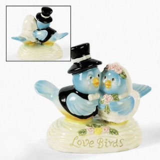 Love Birds Cake Topper / 1 PC / WEDDING (3/2721)