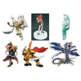 yu gi oh zexal deluxe mascot trading figure x1pc from