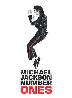 Michael Jackson   Number Ones (DVD, 2003