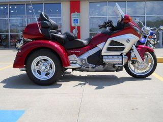 Honda  Gold Wing New 2012 Honda GOLDWING 1800 Motor Trike Standard