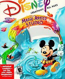 Disneys Magic Artist Studio PC, 1999