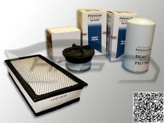 FORD 7.3L TURBO DIESEL AIR FILTER, OIL FILTER AND FUEL FILTER KIT