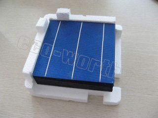 36 6x6 solar cell manufacturing grade cells for DIY 100W solar panel