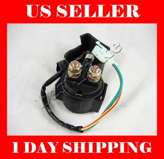 Solenoid Relay Honda ATC 250 ES Big Red 3 Wheeler 1985 1986 1987