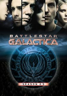battlestar galactica season 3 in DVDs & Blu ray Discs