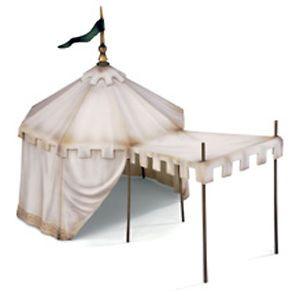 medieval tent in Entertainment Memorabilia