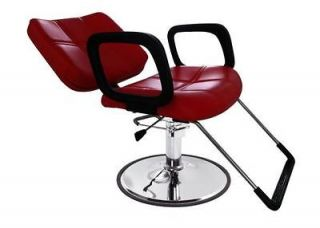 RECLINING SHAMPOO STYLING HYDRAULIC BARBER CHAIR HAIR BEAUTY SALON